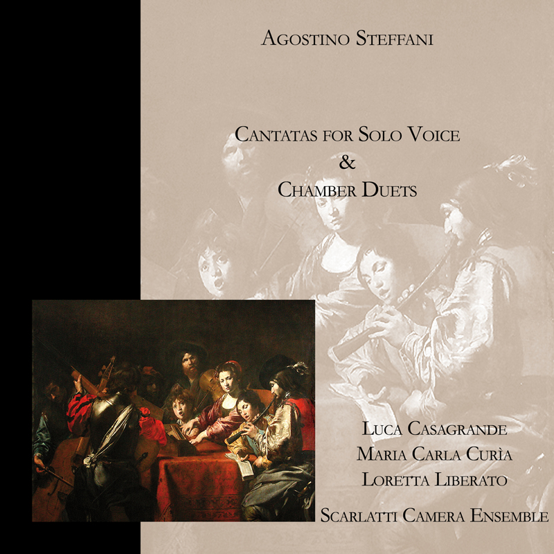 CANTATAS FOR SOLO VOICE - CHAMBER DUETS